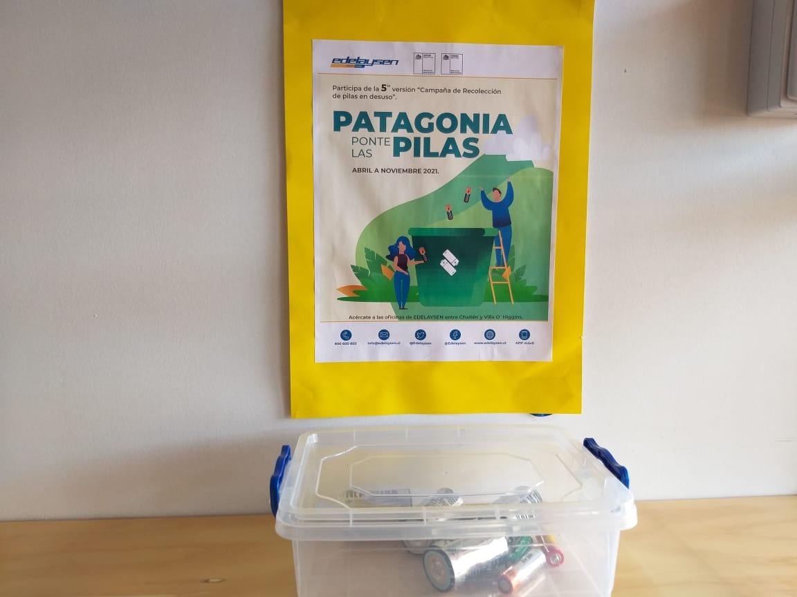 La iniciativa busca recolectar las pilas en desuso y disponerlas de manera segura para su manejo responsable como residuo peligroso.