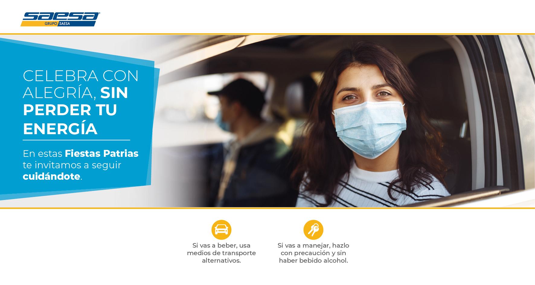 Prevención, autocuidado y refuerzos de turnos de personal en terreno y en el centro de control de distribución, son el foco de la campaña que desarrolla la empresa eléctrica para celebrar este 18.